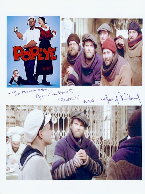 Popeye Valerie velardi is known for her work on popeye (1980), rappaccini (1966) and робин уильямс: autograph showcase